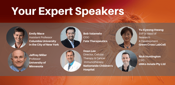 Innate Killer Conference Expert Speakers